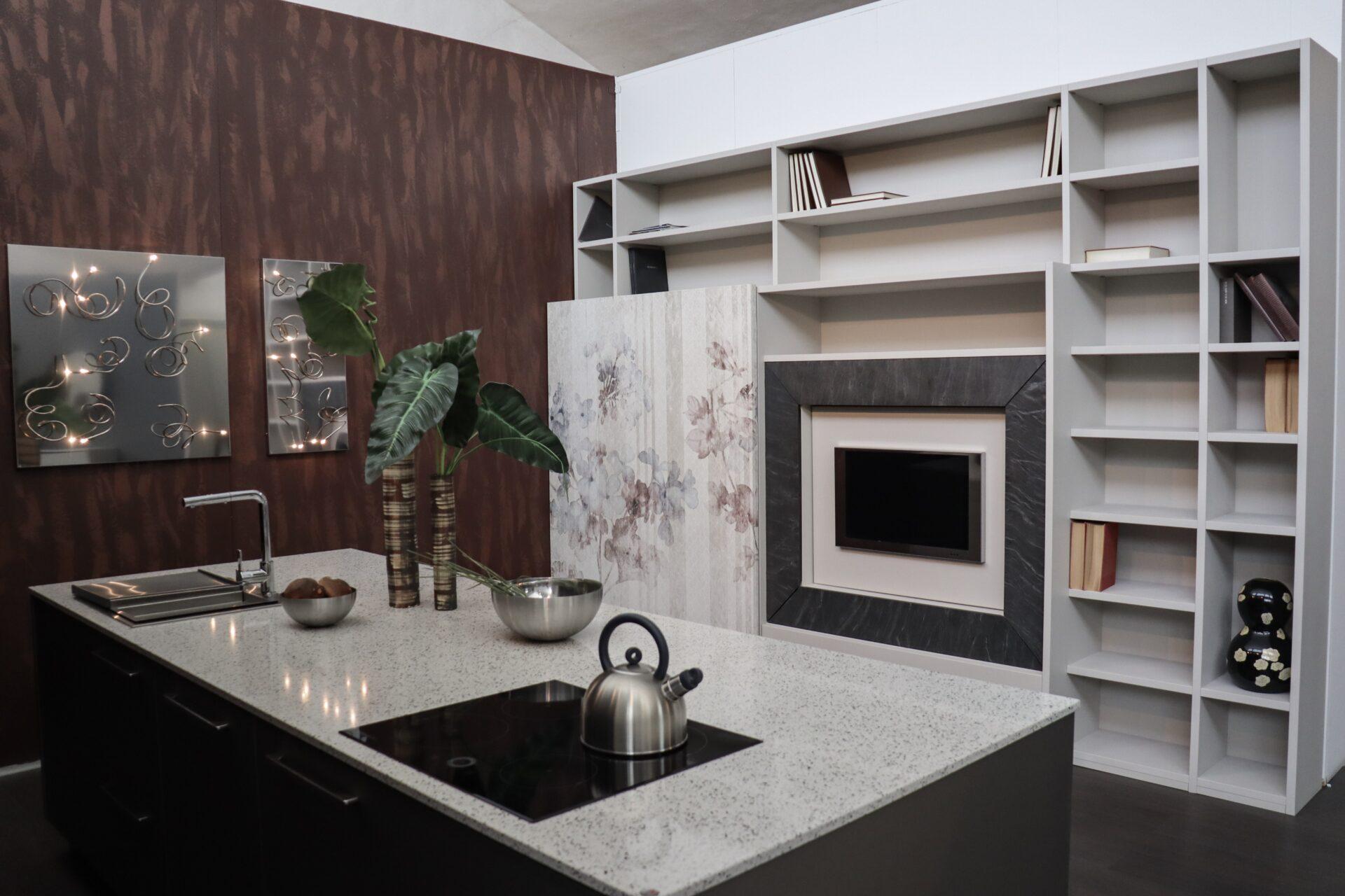 IMG 8478 Cucina libreria Loft