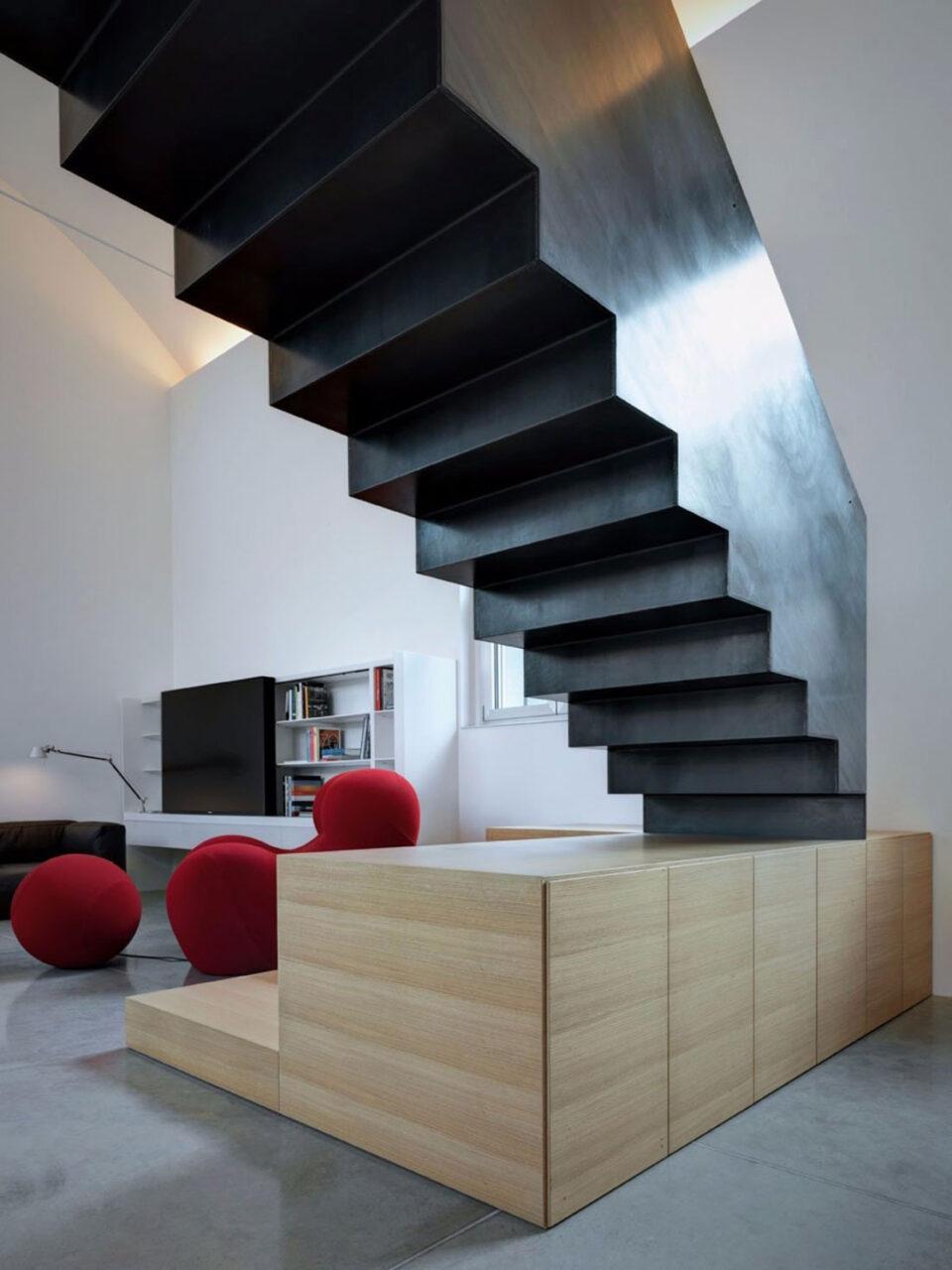in collaborazione con Oscar e Gabriele Buratti architetti